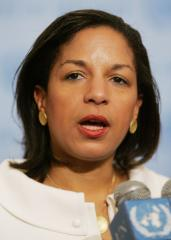 Rice gives upbeat review of Afghanistan