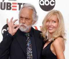 Tommy Chong plans to wear green on 'Dancing with the Stars'