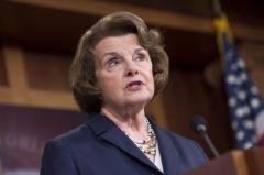Dianne Feinstein to Putin: 'Man up' about Malaysia Flight 17 crash