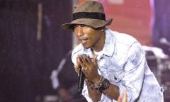 Pharrell Williams' 'Happy' hits triple-platinum status