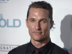 Report: No wedding bells for McConaughey