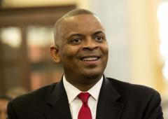 Charlotte, N.C., Mayor Anthony Foxx confirmed as transportation chief