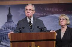 Harry Reid slams Obama judicial pick Boggs