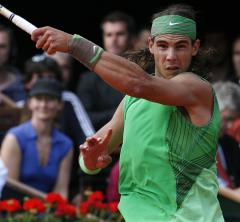 Nadal still perfect at French Open