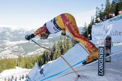 Osborne-Paradis skis to super-G victory