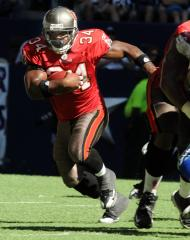 Bucs running back likely out for season