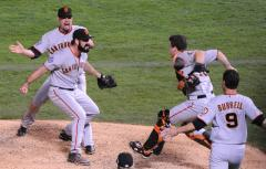MLB: San Francisco 3, Texas 1