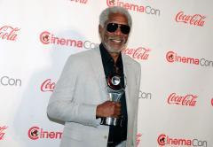Morgan Freeman on nap: I'm a beta tester for Google Eyelids
