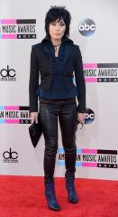 Will Joan Jett front Nirvana at the Rock and Roll Hall of Fame induction?