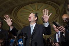 Sen. Ted Cruz offers softer profile on the 'Tonight Show'