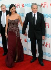 Michael Douglas honored at AFI gala