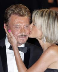 Rocker Johnny Hallyday hospitalized