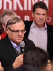 Arizona sheriff to run for sixth term