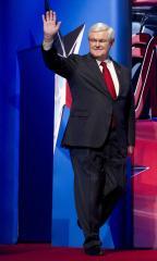 Gingrich: Ex-wife claim 'trash'