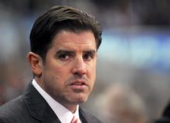 Carolina Hurricanes fire coach Laviolette