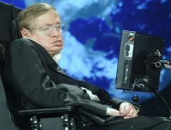 Hawking on aliens