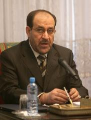 Maliki in Sweden for reconstruction summit