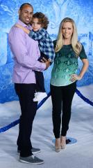 Kendra Wilkinson and husband Hank Baskett introduce daughter Alijah Mary