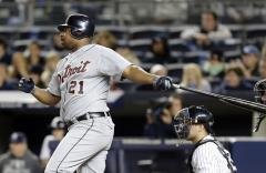 MLB: Detroit 6, N.Y. Yankees 4 (12 inn.)