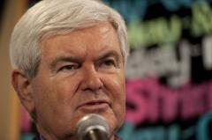 Gingrich wants to define Romney