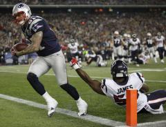 NFL: New England 42, Houston 14