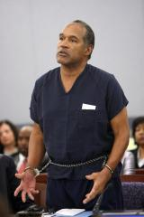 O.J. Simpson reported 'model inmate'