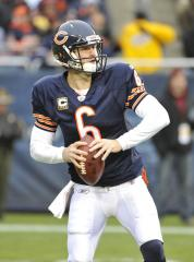 Bears place Cutler, Forte on IR