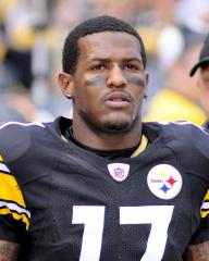 Steelers suspend Wallace contract talks