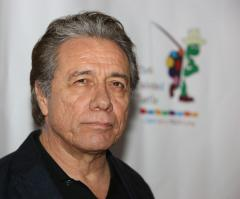 Olmos to guest star on 'Dexter'