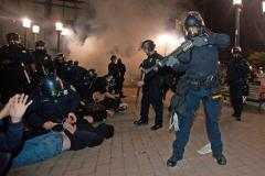 Occupy Oakland gets evicted