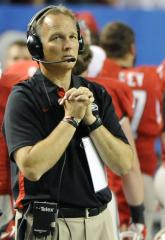Georgia's Richt recovering from surgery