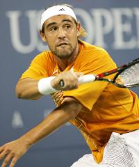 Baghdatis claims another upset victory