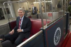 Portman, Van Hollen spar over debt reduction in proposed 2015 budget