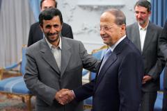 Aoun undermines optimism in Beirut