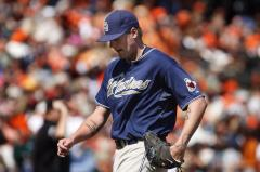 Padres' Latos to start season on shelf