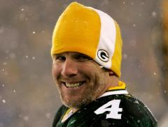 Packers shareholders cool on Brett Favre