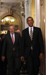 Harry Reid: Obama is 'wrong' on earmarks