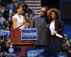 Friend: Winfrey to stay low-key at DNC
