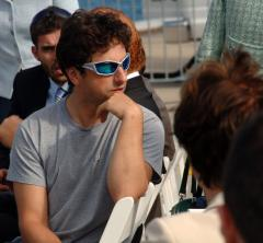 Google co-founder buys seat on rocket