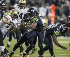 NFL: Seattle 34, New Orleans 7