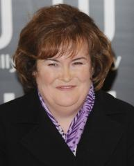 Susan Boyle's third CD set for release