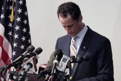 Weiner submits resignation letter