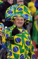 Goldman Sachs number-crunchers predict Brazil will win the World Cup