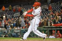 Nats finish sweep of Phillies