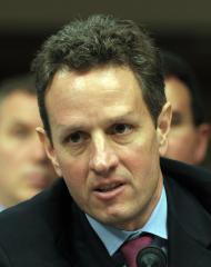 Committee to find Geithner's replacement