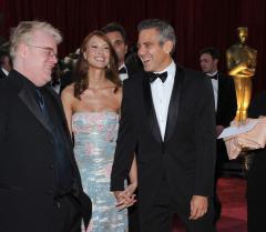 George Clooney: Philip Seymour Hoffman's death 'senseless'