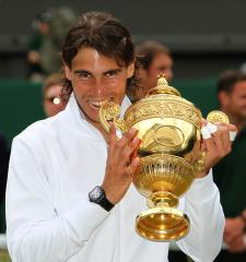 Nadal opens Wimbledon against Russell