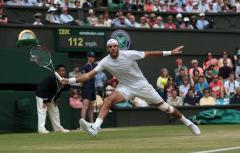 Wimbledon success suggests del Potro is back