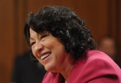 Alexander supports Sotomayor appointment