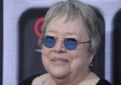 Kathy Bates slams NBC for treatment of 'Harry's Law'